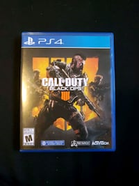 Call of duty black ops 4 Guelph, N1E 6K7