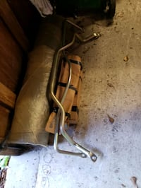 Mustang 64 to 66 (Both sway bars) Reasonable O. A