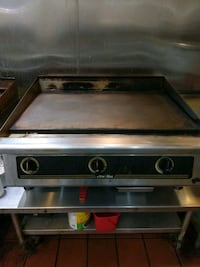 "36"" Griddle, 400 obo Tampa, 33609"
