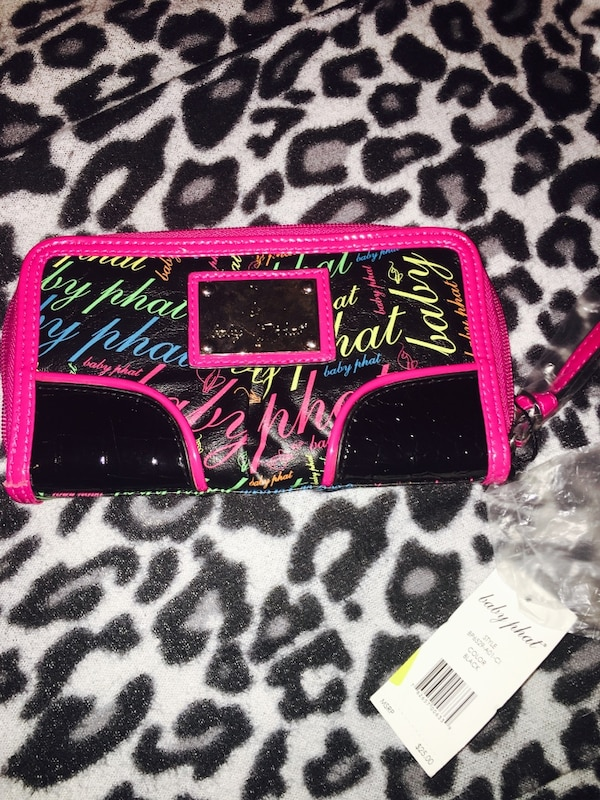 cf4a675ef04e2b Used Baby Phat wallet for sale in Houston - letgo