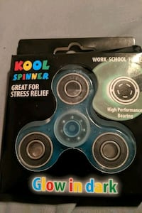 Glow in dark fidget spinner  Virginia Beach, 23454