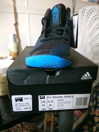 New in box never used Adidas pro elevate boys