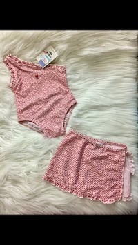 New 18 months 2 pieces swimming suits / bathing suits West Covina, 91792