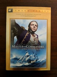 Master and Commander DVD New Port Richey, 34654