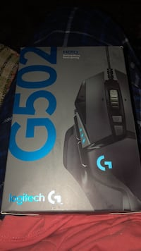 Gaming mouse souris