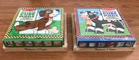 Melissa and Doug puzzles (new)