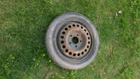 T125/70r15 spare Severn, 21144