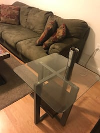 couch abd love seat, 2 matching end tables and coffee table Frederick, 21701