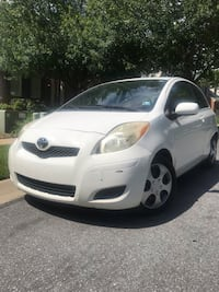 Toyota - Yaris / Vitz / Echo - 2010 Germantown