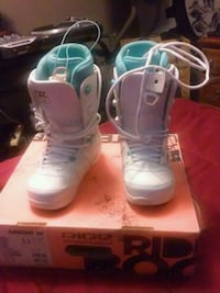 ORION  snowboarding boots 6.5