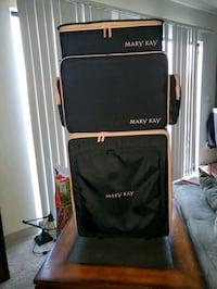 Mary Kay inventory luggage  Rockville, 20852