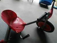 toddler's red and black trike McLean, 22102