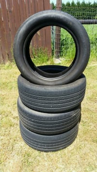4 Michelin Tires size P225/50R17 Madison
