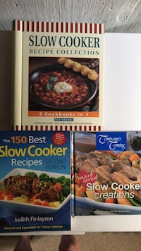 Slow Cooker Recipe Books Mississauga, L5A 3B2