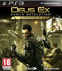 Deus ex for exchange PlayStation 3 Mississauga