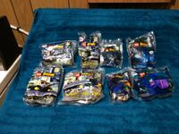 2008 Lego Batman The Video Game Happy Meal Toys Fairland, 74343