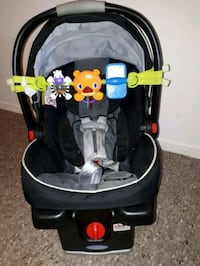 Carseat & base  play toys new from buyboybaby stor Whitby, L1P 1A2