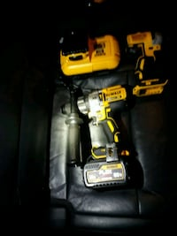 Brand new Dewalt impact wrench and hammer drill  Pooler, 31322