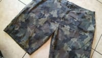 CAMO LRG shorts size 38  East Los Angeles, 90022
