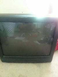 black CRT TV with remote Gulfport, 39501