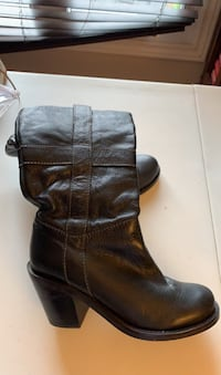 Leather boots size 36 Gatineau, J8T 5G1