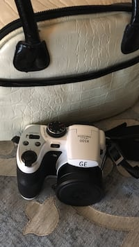White and black camera. Knoxville, 37923