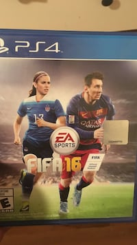 Ps4 fifa 16 game  Portland, 97202