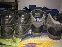 BOTH (Nike Boots Size 12) (Winter Boots Size 11) 502 mi