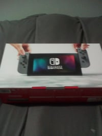 Nintendo switch new in box PORTCOQUITLAM