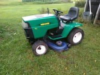 Weed eater 42 inch deck.  Smithfield, 15478