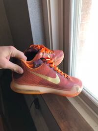Kobe 10 basketball shoes 1448 mi