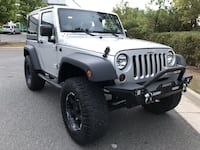 Jeep Wrangler 2012 Chantilly