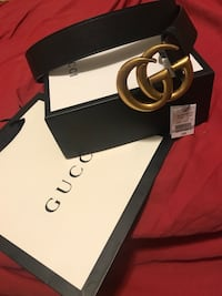 Authenthic Gucci belt  New York, 10016