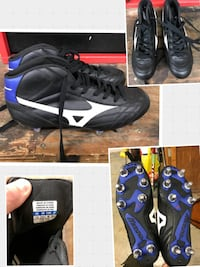 MIZUNO RUGBY SHOES Lakeshore, N0R