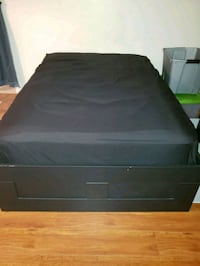 Full size bed with mattress Houston, 77036