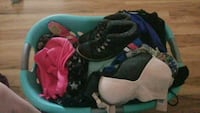 women clothes and shoes. Size small. Random items. Clearlake Oaks, 95423