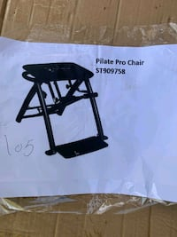 Pilate Pro Chair New in Box Toronto