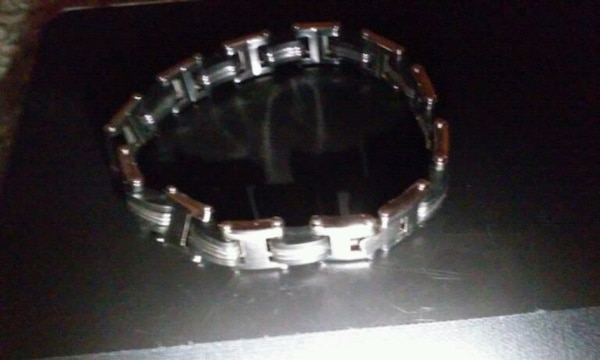 stainless steel bracelet 1