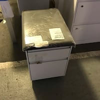 New steelcase rolling ped file Union