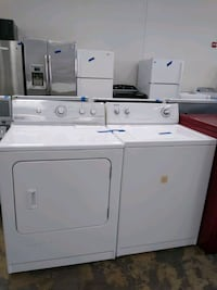 Washer and dryer set Maytag