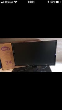 "BENQ GL2460 24"" LED Monitor"