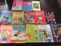 12 books for girls in perfect condition Laval, H7P 5X1