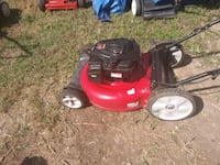 Yard Machines Lawnmower Elkton, 21921