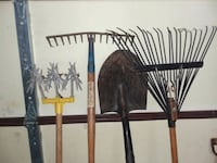 4 garden tools Missouri City, 77489