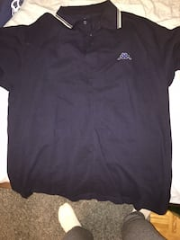 Kappa polo Size large never worn Brampton, L6X 2P8
