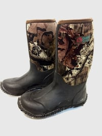 Pair of kids insulated rubber boots Herndon, 20171