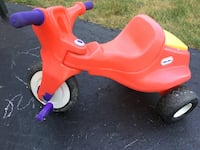 Toddler little tikes ride on toy Blacklick, 43004
