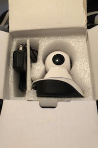 Left-leaning wireless IP camera