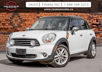 2011 MINI COOPER COUNTRYMAN FWD | ONE OWNER | NO ACCIDENTS Toronto