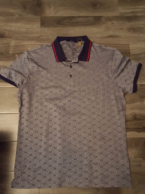 b615a14147f Used    GUCCI DOUBLE G POLO FOR SALE SIZE LARGE     for sale in Toronto -  letgo